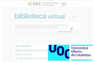 Virtual Library UOC