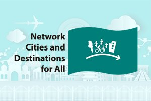 Network Cities and Destinations for all